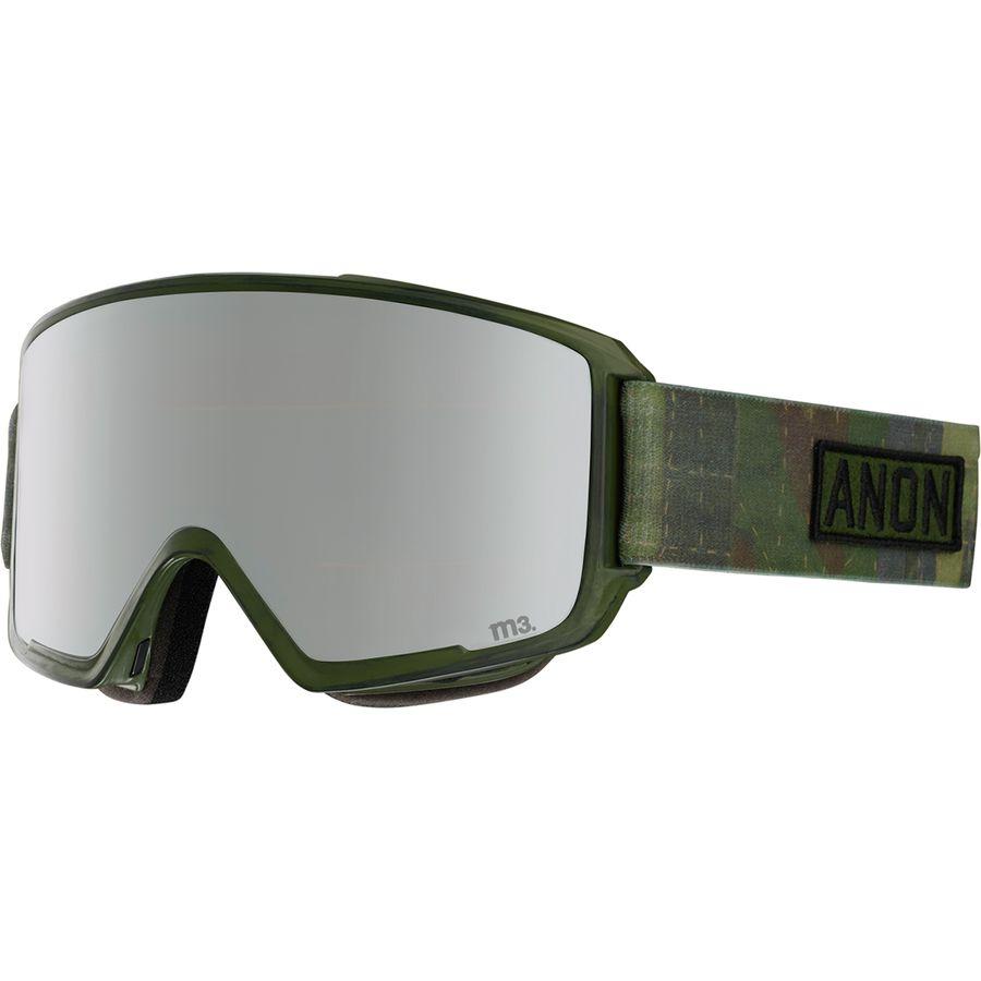 Маска сноубордическая Anon M3 MFI W/SPR купить в Boardshop №1