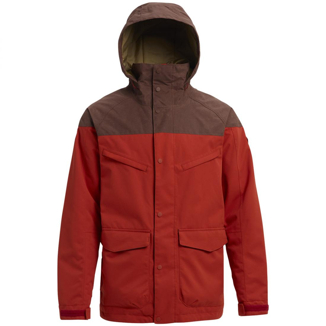 Куртка для сноуборда Burton Breach Shell купить в Boardshop №1