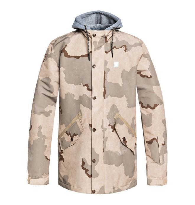 Куртка для сноуборда DC shoes Union Se купить в Boardshop №1