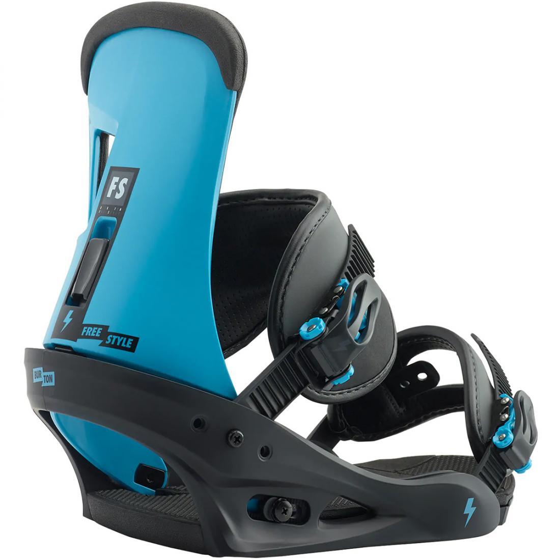 Крепления для сноуборда Burton Freestyle купить в Boardshop №1
