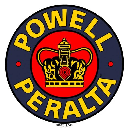 Наклейка Powell Peralta Supreme купить в Boardshop №1