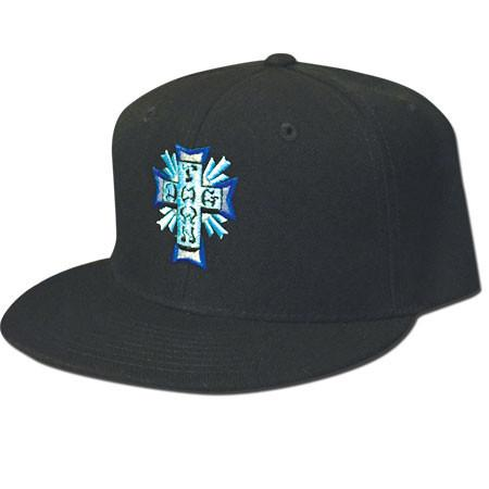 Бейсболка Dogtown&Suicidal Cross Logo Color Embroidered Snapback купить в Boardshop №1