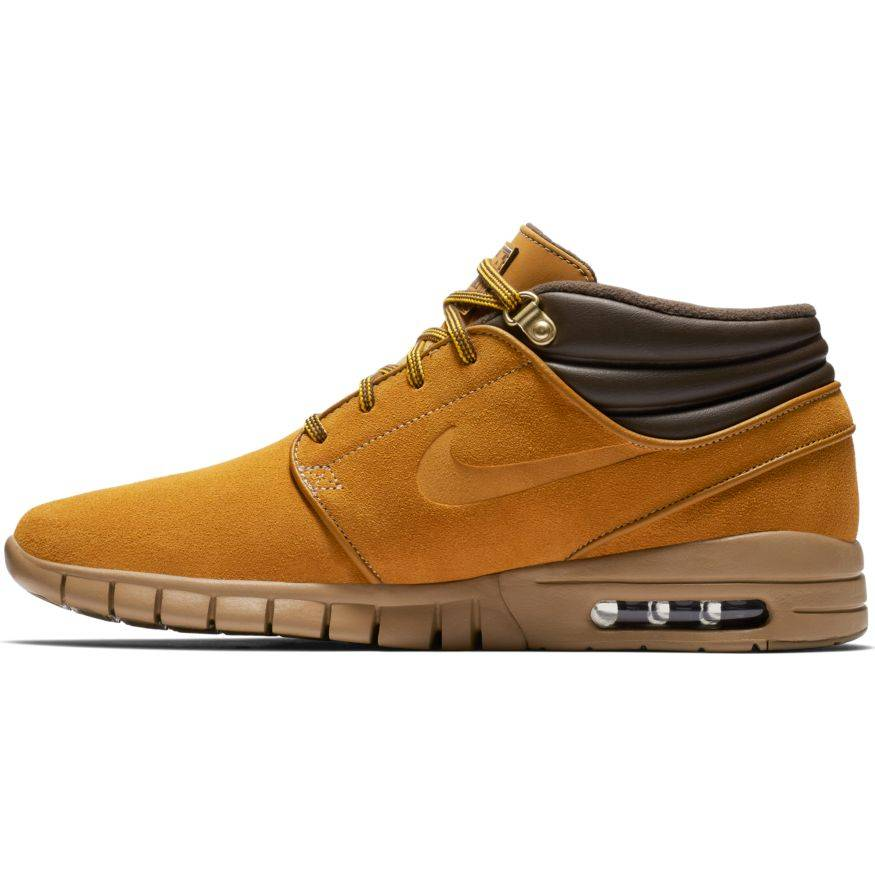 Кеды Nike SB Stefan Janoski Max Mid Premium купить в Boardshop №1
