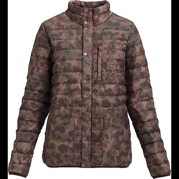 Куртка Burton Evergreen Down Collar Jacket купить в Boardshop №1