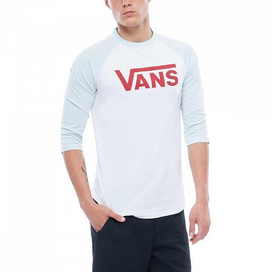 Лонгслив Vans Classic Raglan купить в Boardshop №1