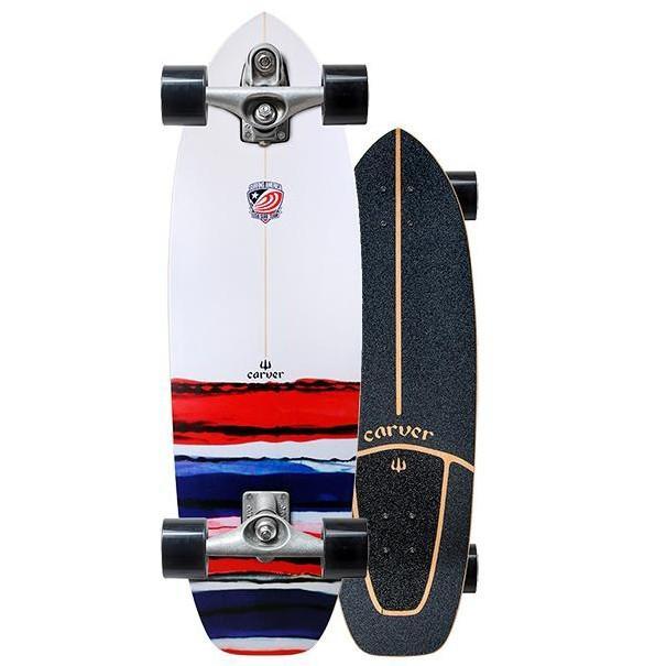Комплект лонгборд Carver C7 USA Resin купить в Boardshop №1