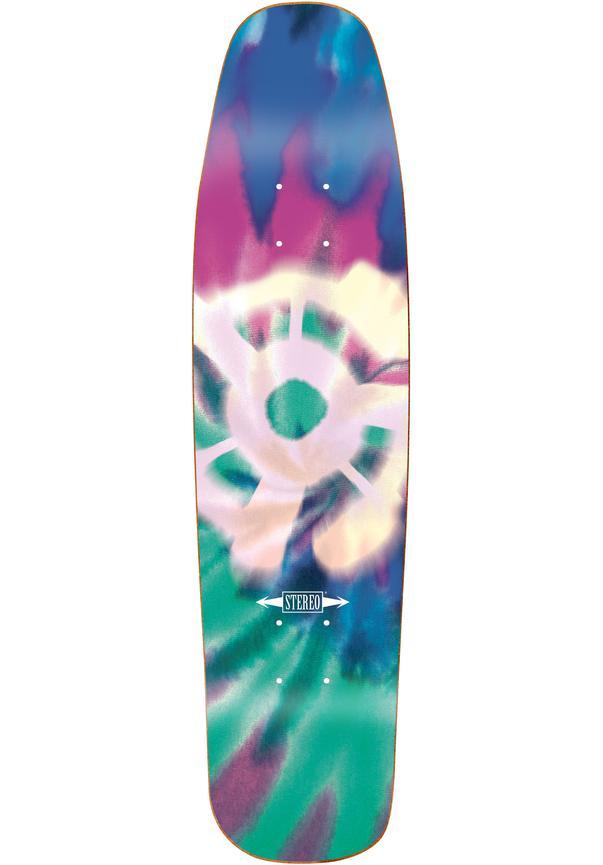 Дека для скейтборда Stereo TIEDYE купить в Boardshop №1