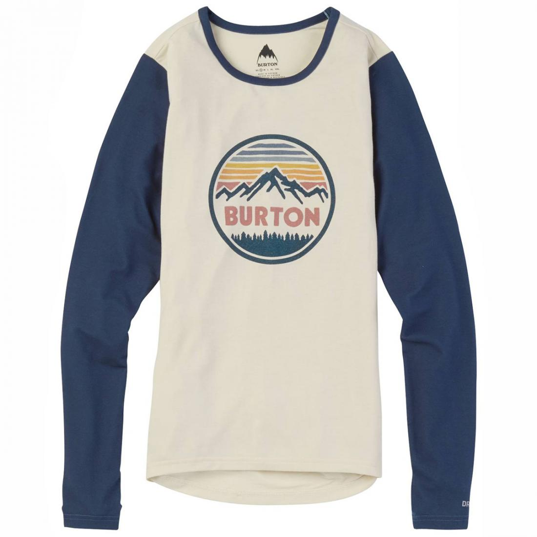 Термобелье Burton Base Layer Tech Tee купить в Boardshop №1