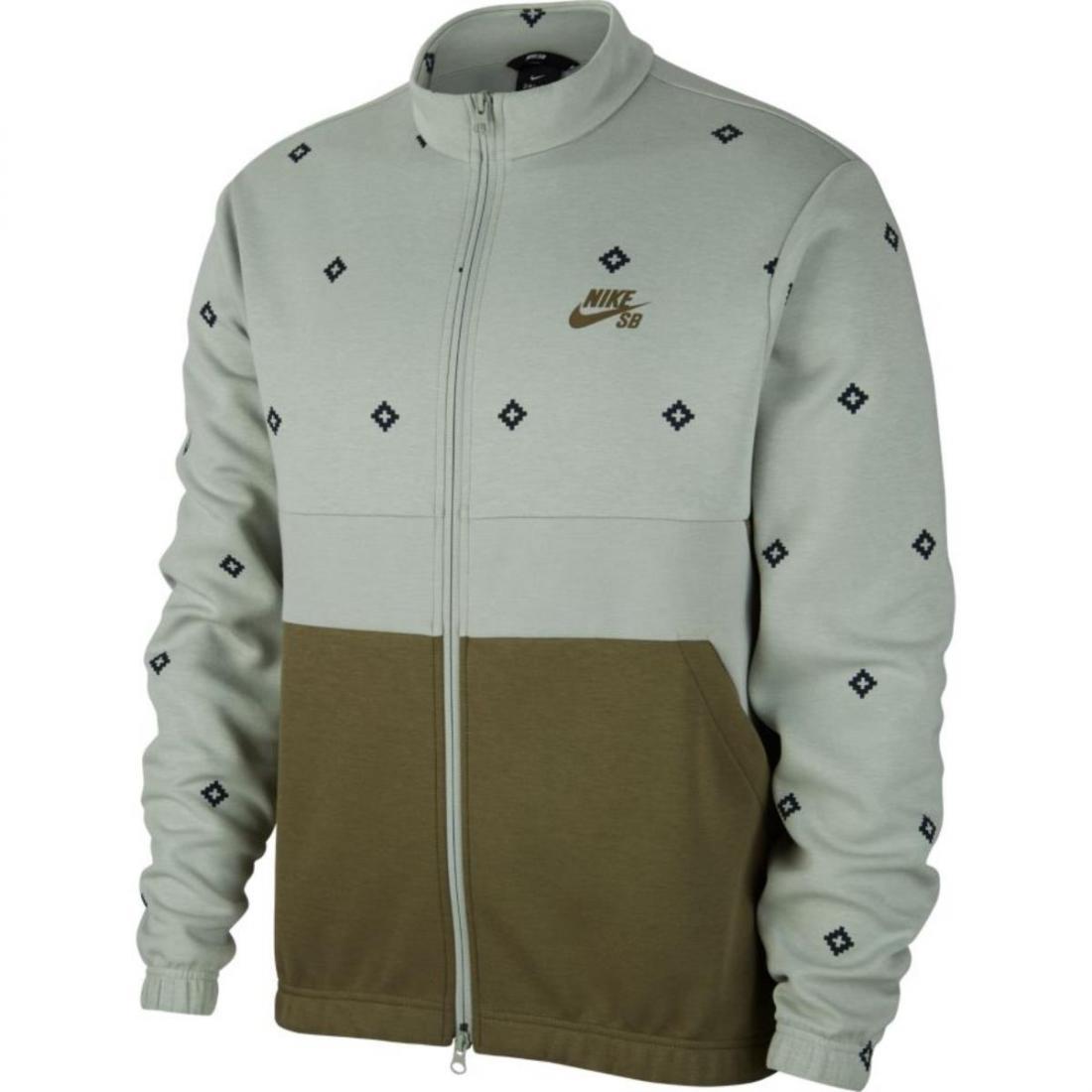 Куртка Nike SB Dry Print Track Jacket купить в Boardshop №1