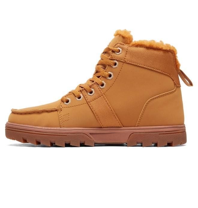 Ботинки DC shoes Woodland купить в Boardshop №1