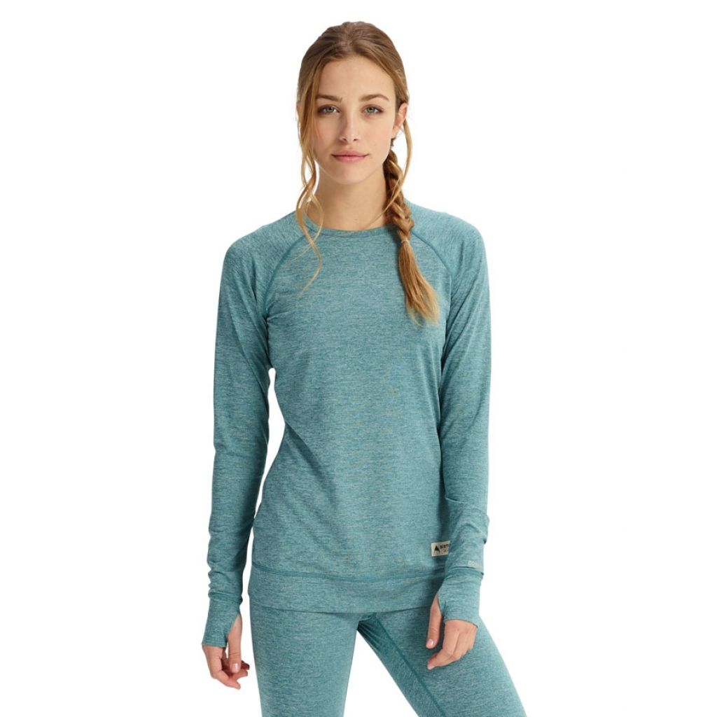 Термобелье Burton Base Layer Lightweight Crew купить в Boardshop №1