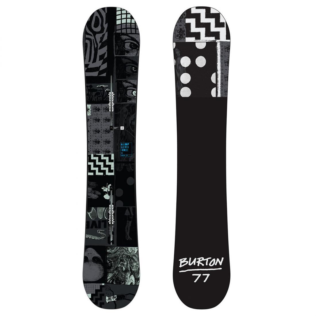 Сноуборд Burton Amplifier купить в Boardshop №1