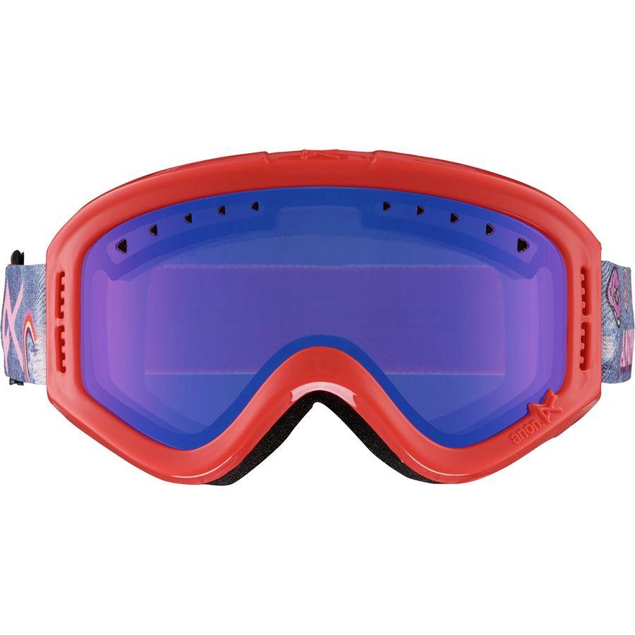 Детская сноубордическая маска Anon Tracker купить в Boardshop №1