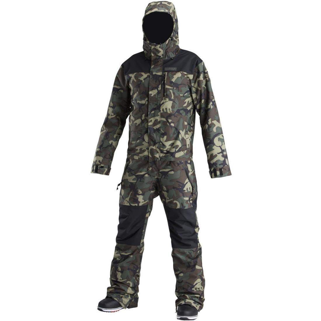 Сноубордический комбинезон Airblaster Insulated Freedom Suit купить в Boardshop №1