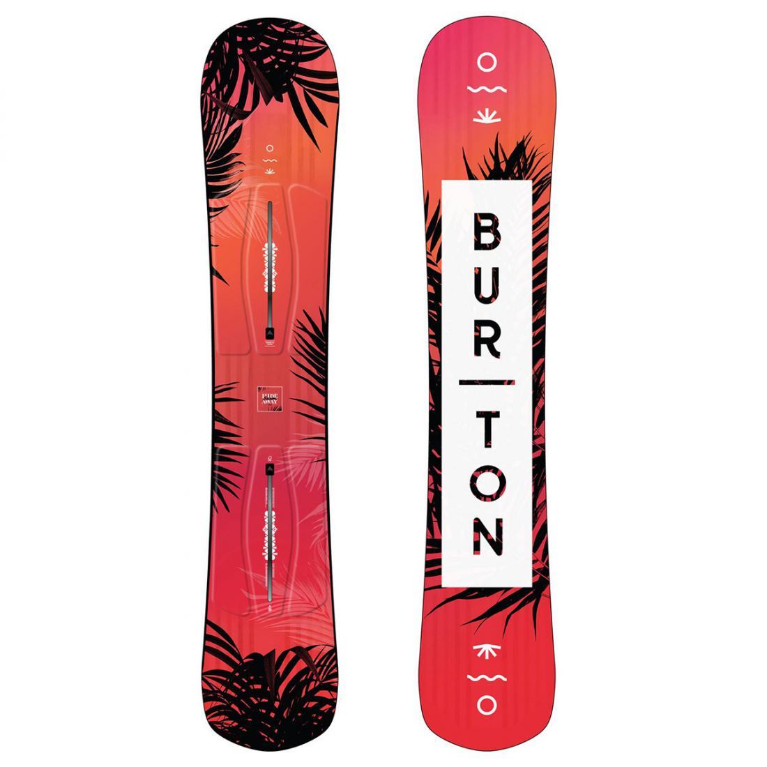 Сноуборд Burton Hideaway купить в Boardshop №1