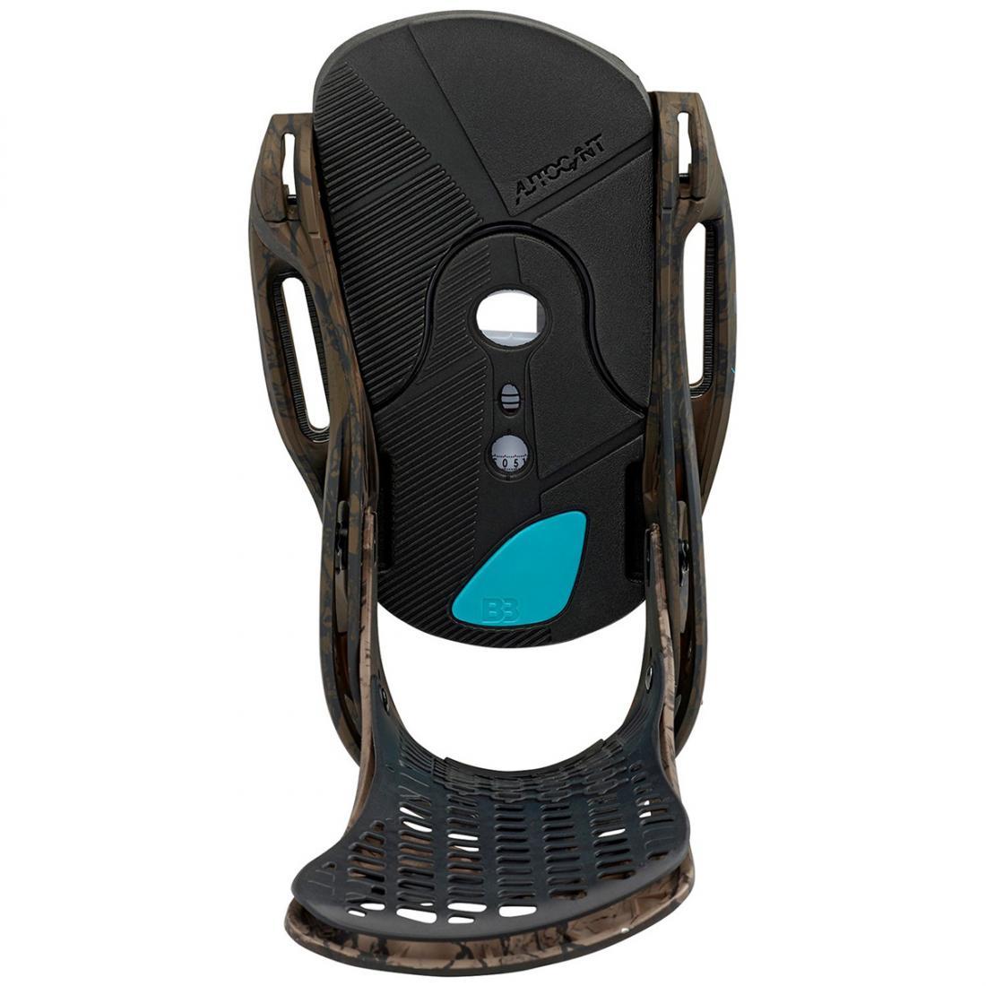 Крепления для сноуборда Burton Genesis EST купить в Boardshop №1
