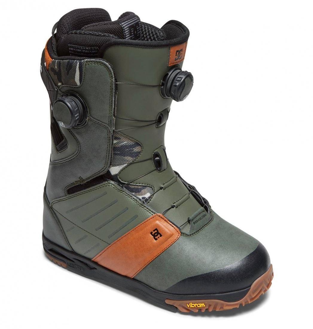 Ботинки для сноуборда DC shoes Judge M Boax купить в Boardshop №1