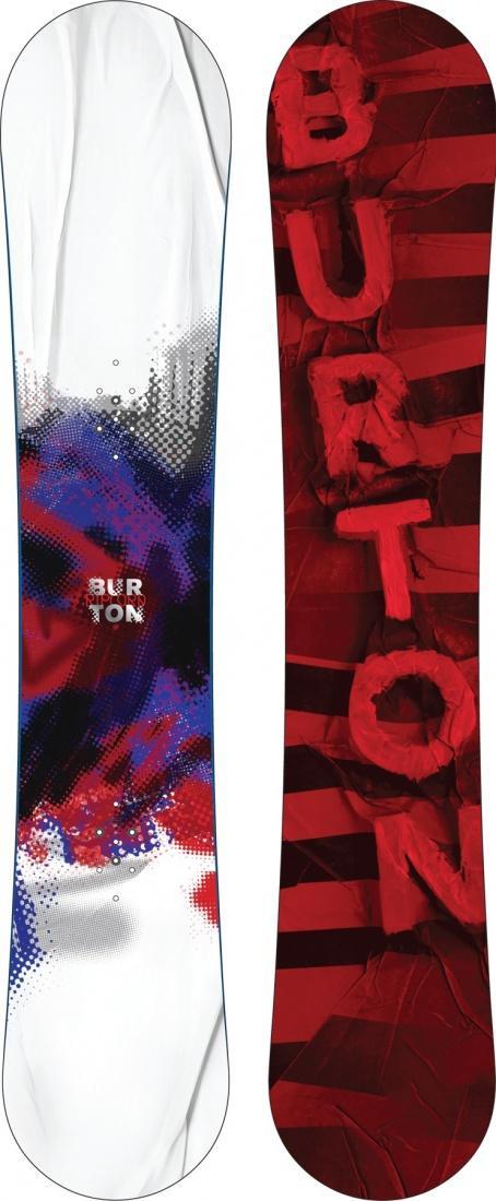 Сноуборд Burton Ripcord купить в Boardshop №1