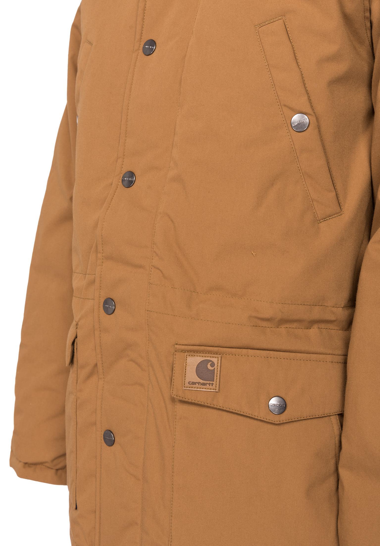 Куртка Carhartt Trapper Parka купить в Boardshop №1