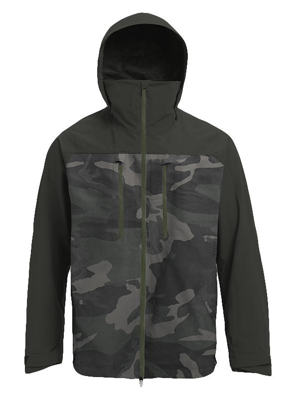 Куртка для сноуборда Burton GORE-TEX Swash Jacket купить в Boardshop №1