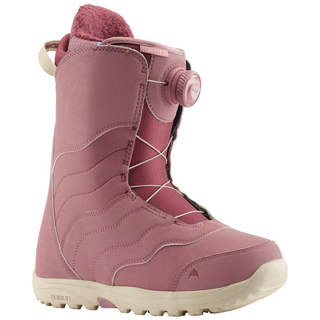 Ботинки для сноуборда Burton Mint Boa купить в Boardshop №1