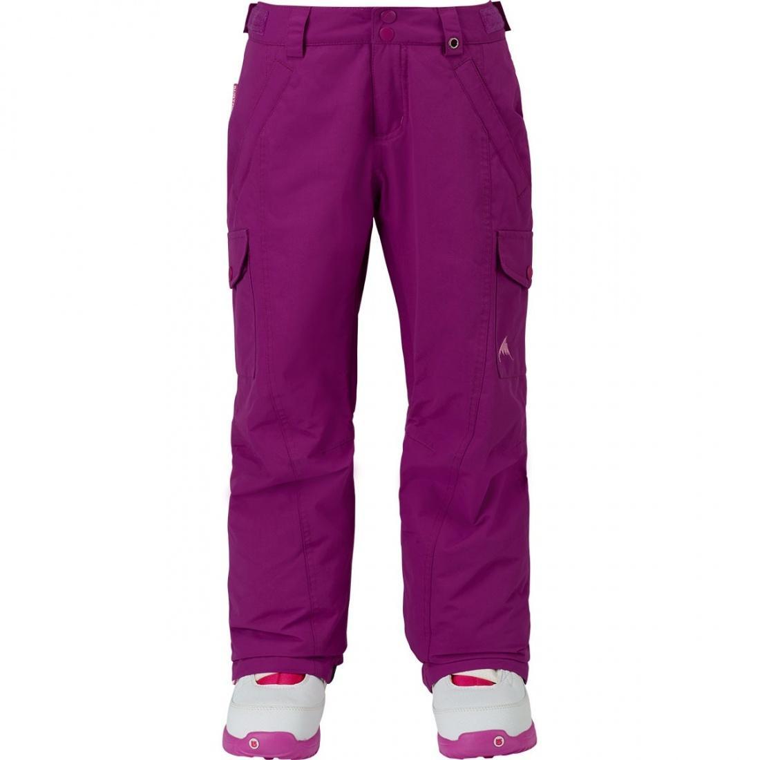 Детские штаны для сноуборда Burton Girls Elite Carg купить в Boardshop №1