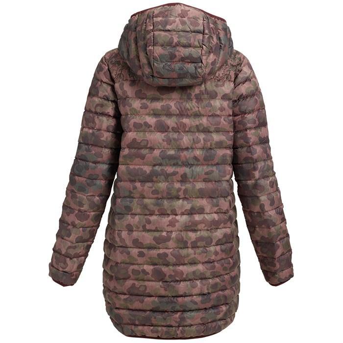Куртка пуховик Burton Evergreen Long Down купить в Boardshop №1