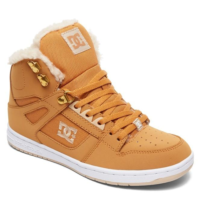 Зимние кеды DC shoes Pure WNT купить в Boardshop №1