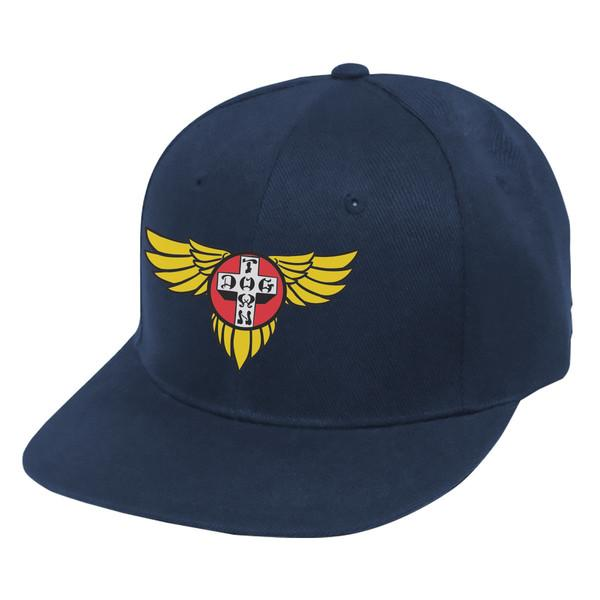 Бейсболка Dogtown&Suicidal Hat Snapback Wings Embroidered купить в Boardshop №1