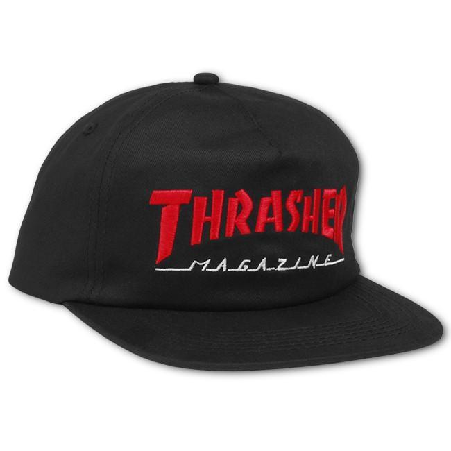 Бейсболка Thrasher Magazine Logo Two-Tone Hat купить в Boardshop №1