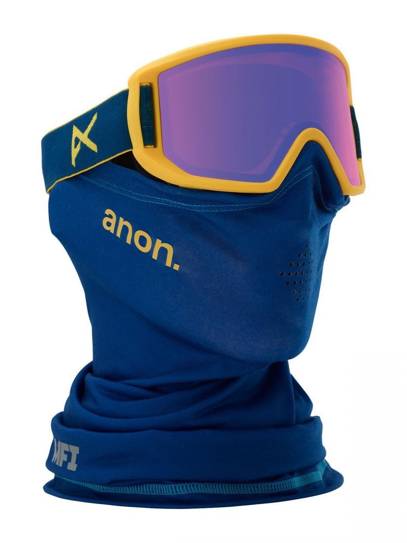 Детская сноубордическая маска Anon Relapse Jr купить в Boardshop №1