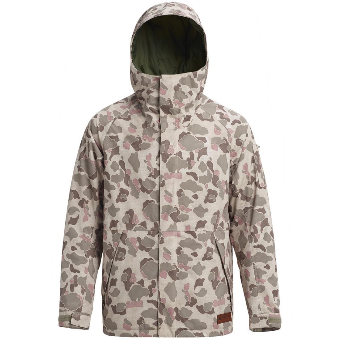 Куртка для сноуборда Burton Hilltop купить в Boardshop №1