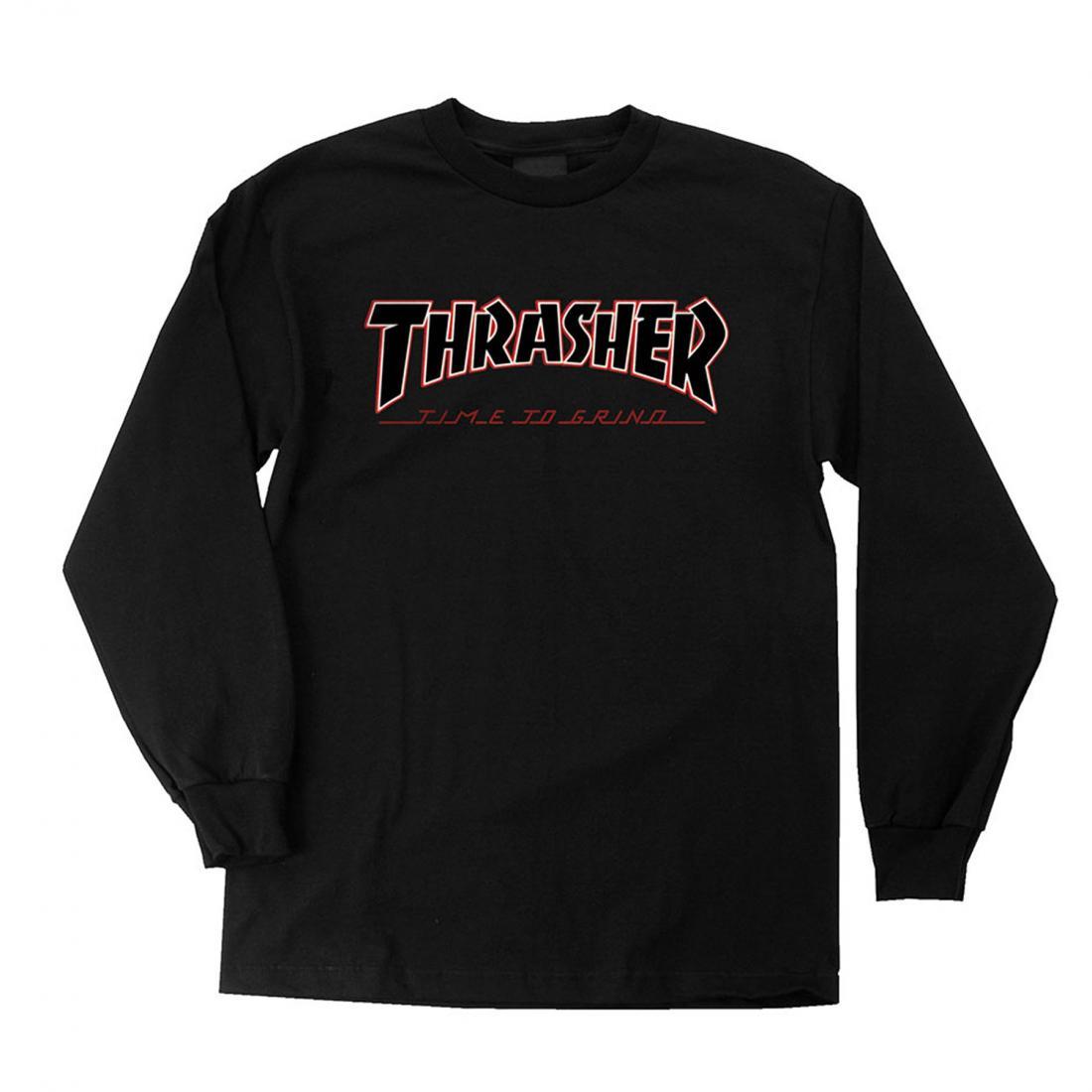 Лонгслив Independent x Thrasher TTG Regular купить в Boardshop №1