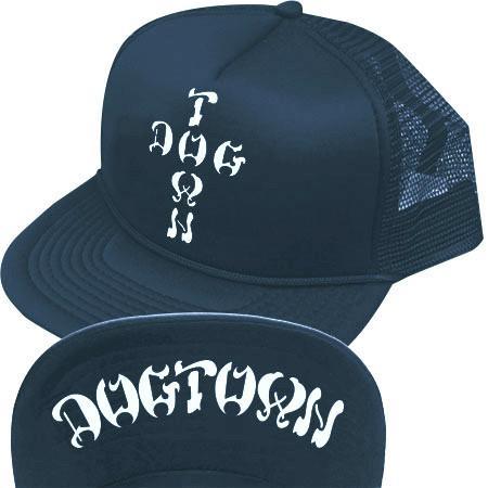 Бейсболка Dogtown&Suicidal Hat Mesh Flip Cross Letters купить в Boardshop №1