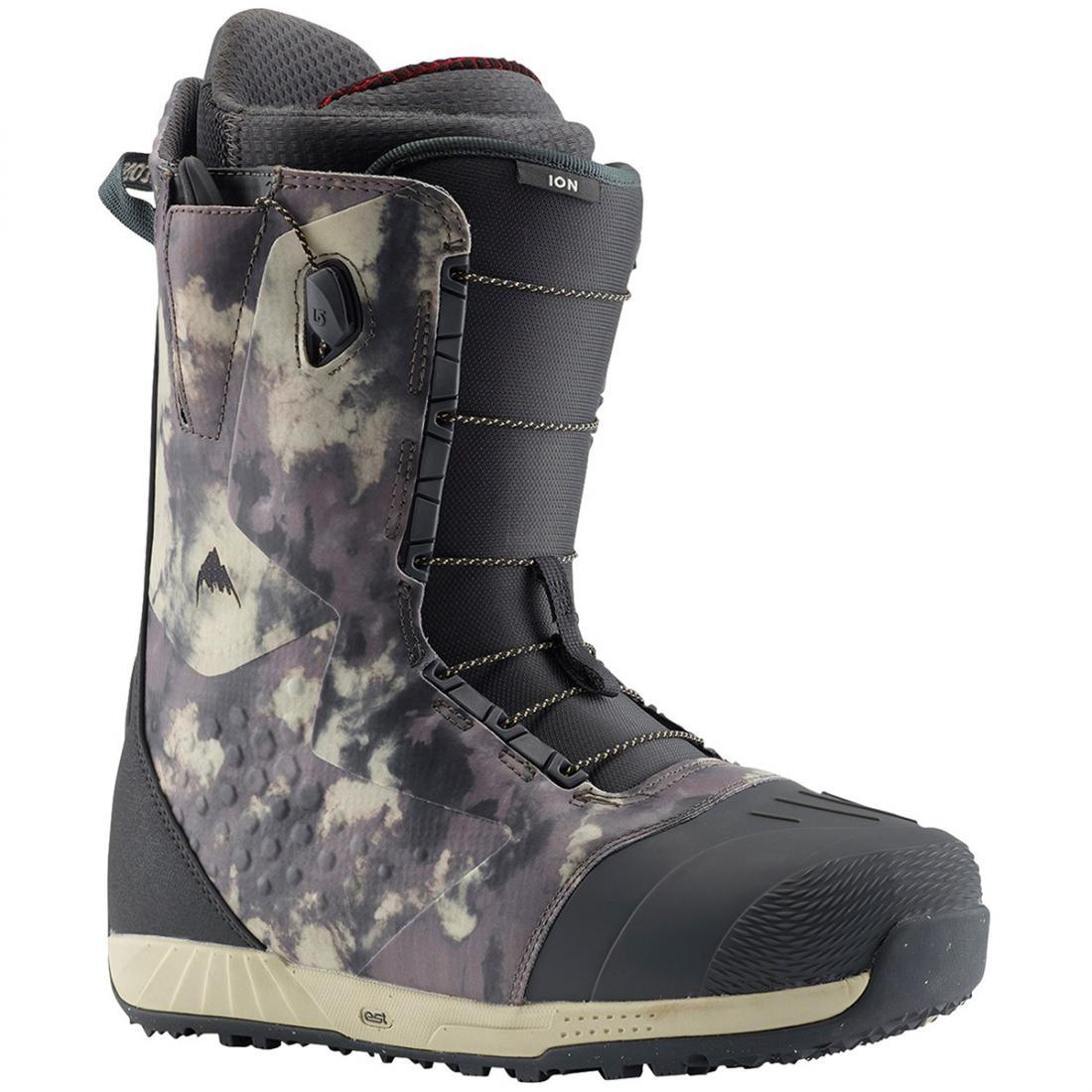 4fd5095abb3a Ботинки для сноуборда Burton ION купить в интернет-магазине Boardshop №1