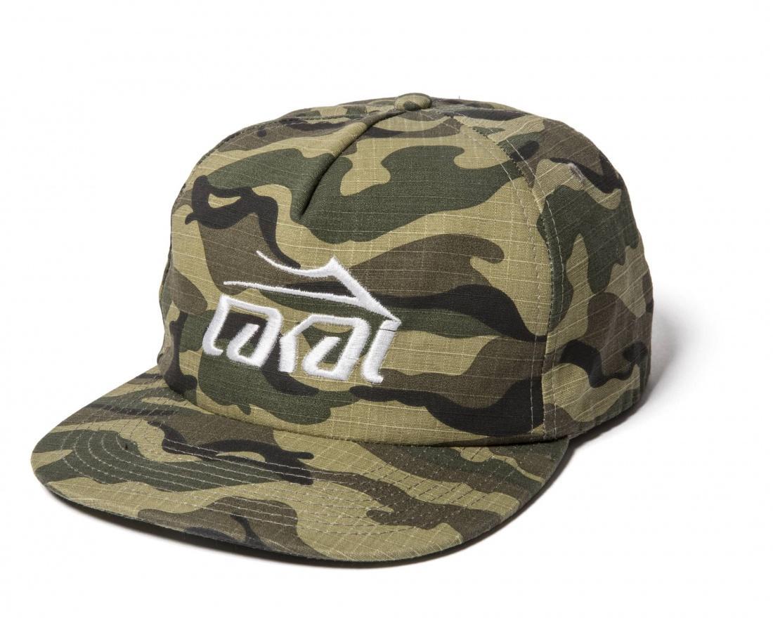 Бейсболка Lakai Logo Snapback купить в Boardshop №1