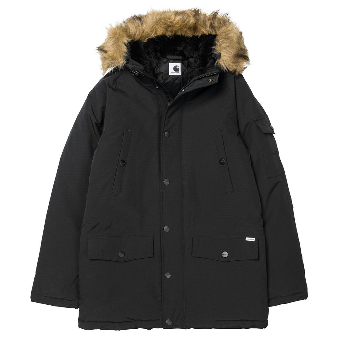 Куртка Anchorage Parka Черная