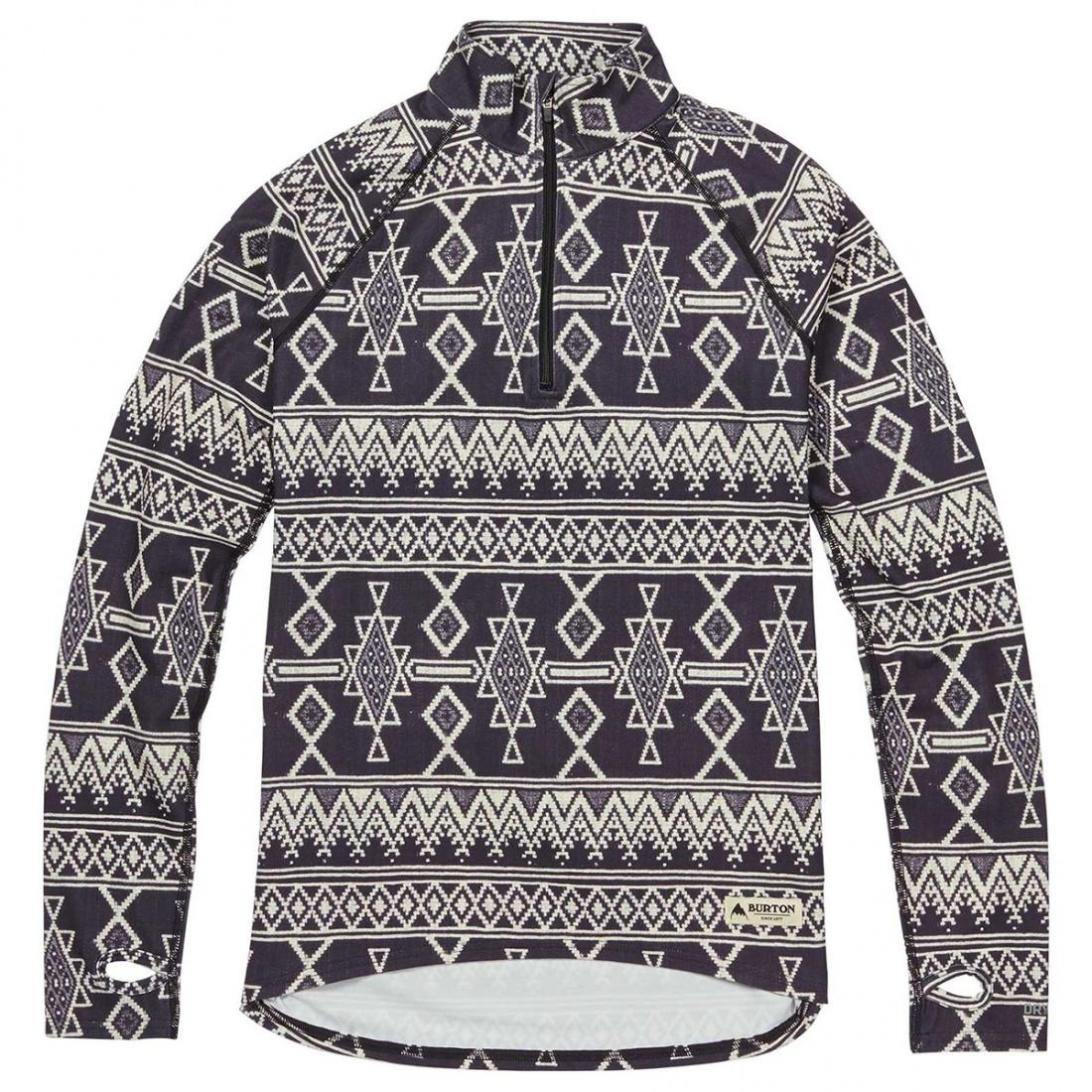 Термобелье Burton Expedition 1/4 Zip Base Layer купить в Boardshop №1