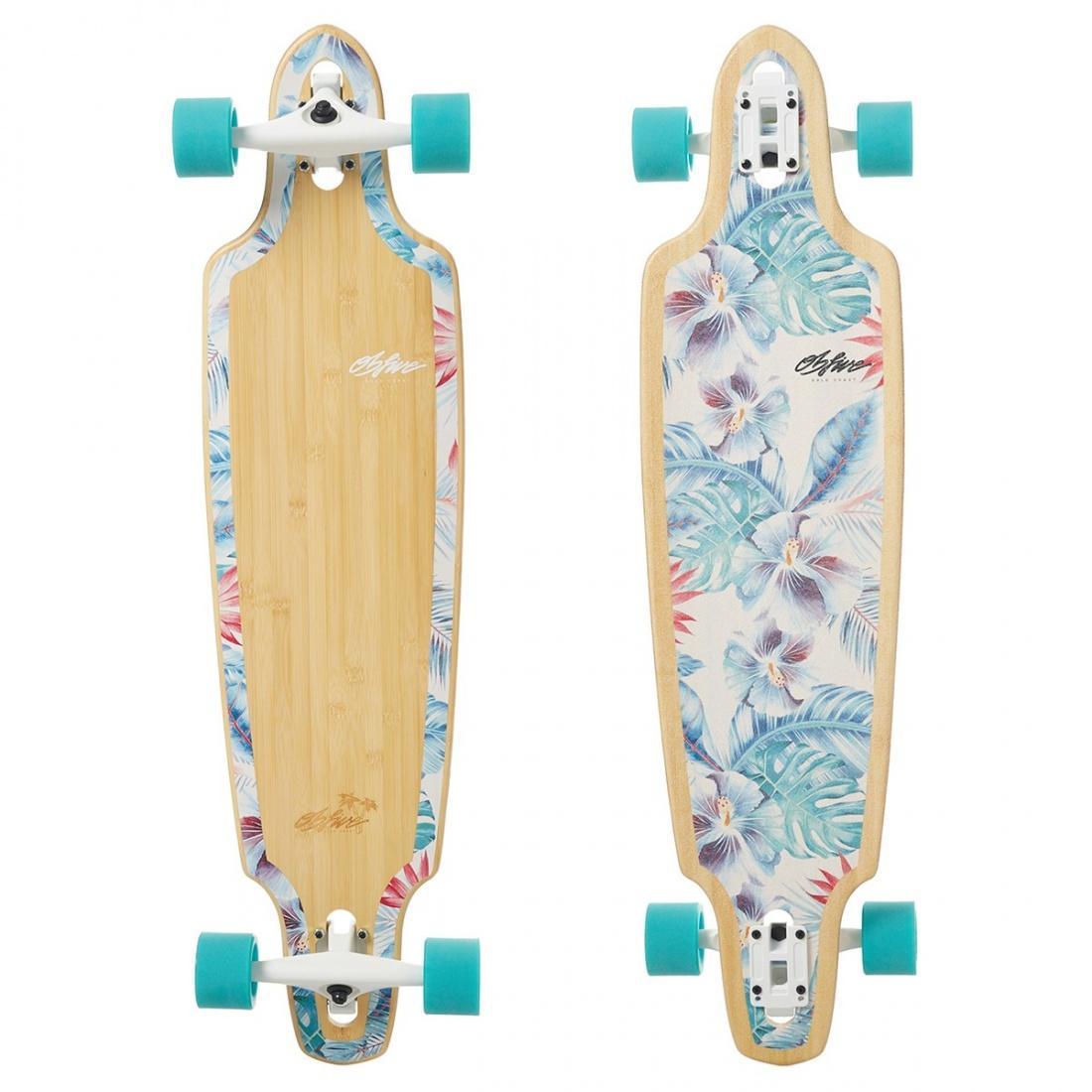 Комплект лонгборд OBfive Summer Vaycay Drop Through купить в Boardshop №1