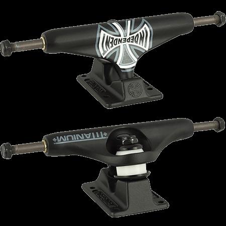 Подвески для скейтборда Independent St 11 Forged Titanium  купить в Boardshop №1