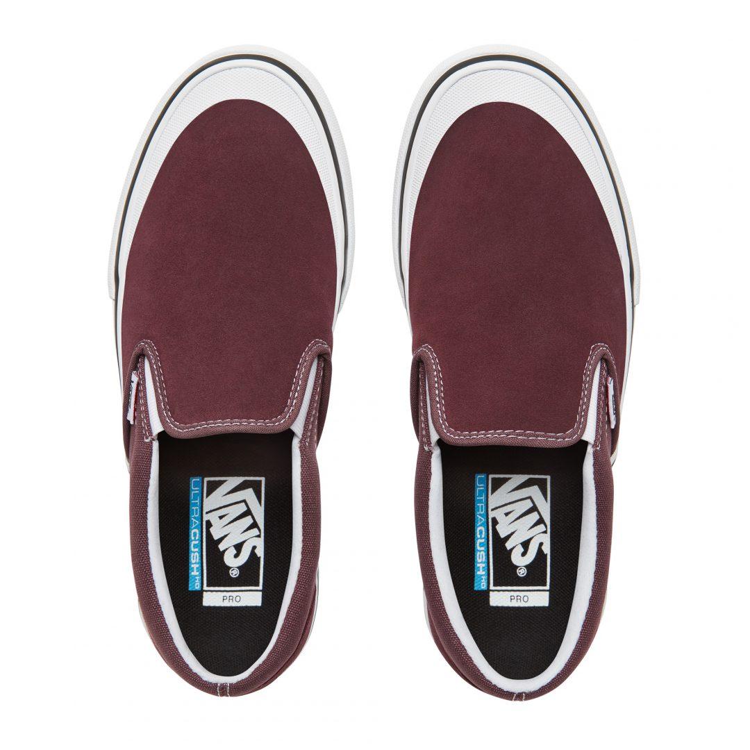 Слипоны Vans SLIP-ON PRO купить в Boardshop №1