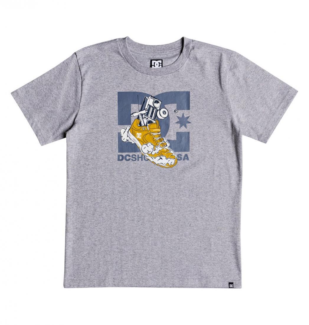 Детская футболка DC shoes Kick Out купить в Boardshop №1
