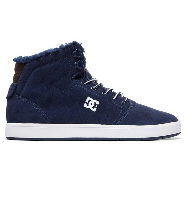 Зимние кеды DC shoes Crisis WNT купить в Boardshop №1