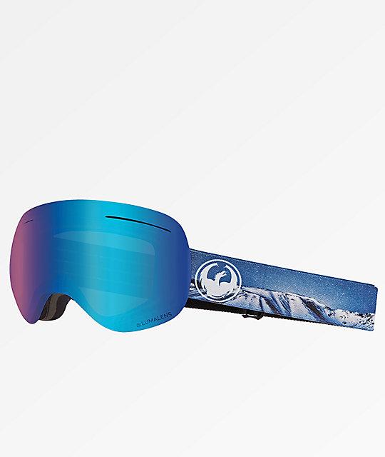 Маска сноубордическая Dragon X1 купить в Boardshop №1