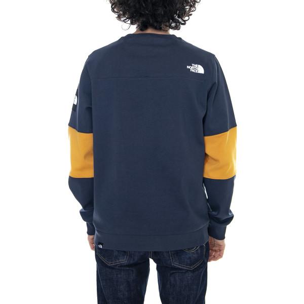 Свитшот The North Face Fine Crew Sweat LT купить в Boardshop №1