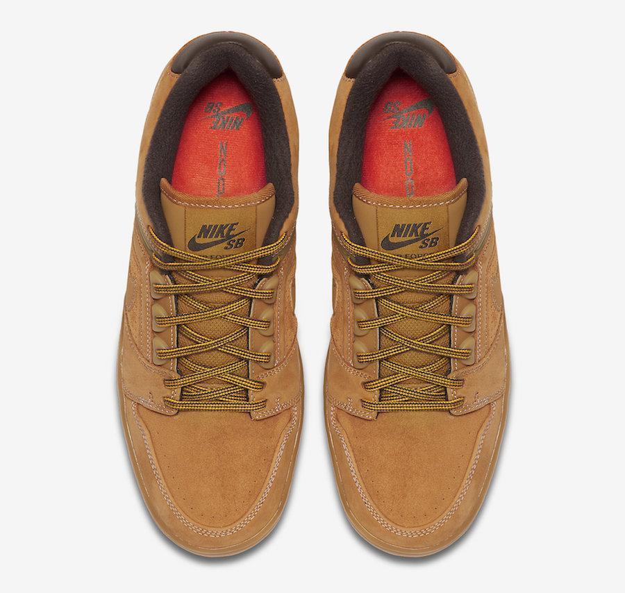 Кеды Nike SB Air Force II Low Premium купить в Boardshop №1
