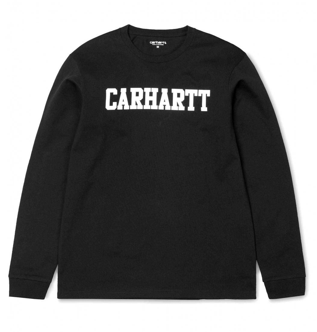 Лонгслив Carhartt College купить в Boardshop №1