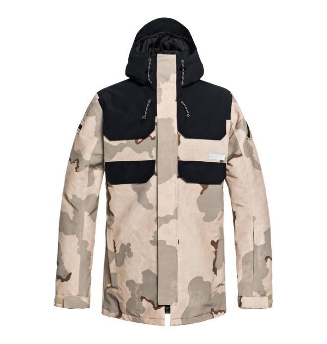 Куртка для сноуборда DC shoes Haven купить в Boardshop №1