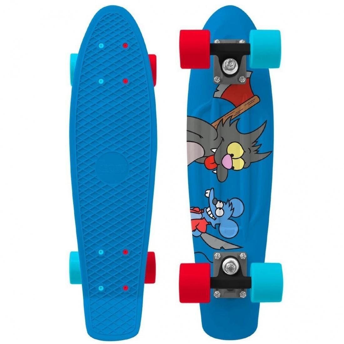 Круизер Penny Simpsons 22 LTD купить в Boardshop №1