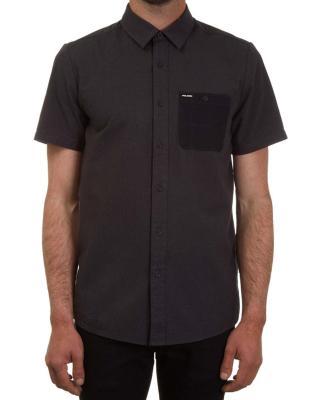 Рубашка Volcom К/Р Hadley Solid купить в Boardshop №1